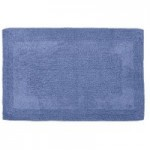 Super Soft Reversible Cornflower Bath Mat Cornflower (Blue)