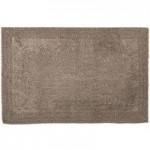 Super Soft Reversible Walnut Bath Mat Walnut (Brown)