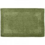 Super Soft Reversible Fern Bath Mat Fern (Green)