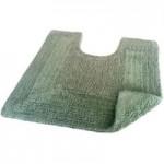 Super Soft Reversible Fern Pedestal Mat Fern (Green)