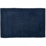 Super Soft Reversible Indigo Bath Mat Indigo (Blue)