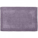 Super Soft Reversible Lavender Bath Mat Lavender (Purple)