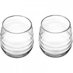 Sophie Conran for Portmeirion Balloon Set of 2 Tumblers Clear