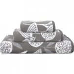Elements Emmott Grey Towel Grey