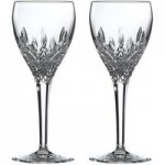 Set of 2 Highclere Wine Glasses Clear