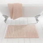 Ribbed Sand Bath Mat Sand (Natural)